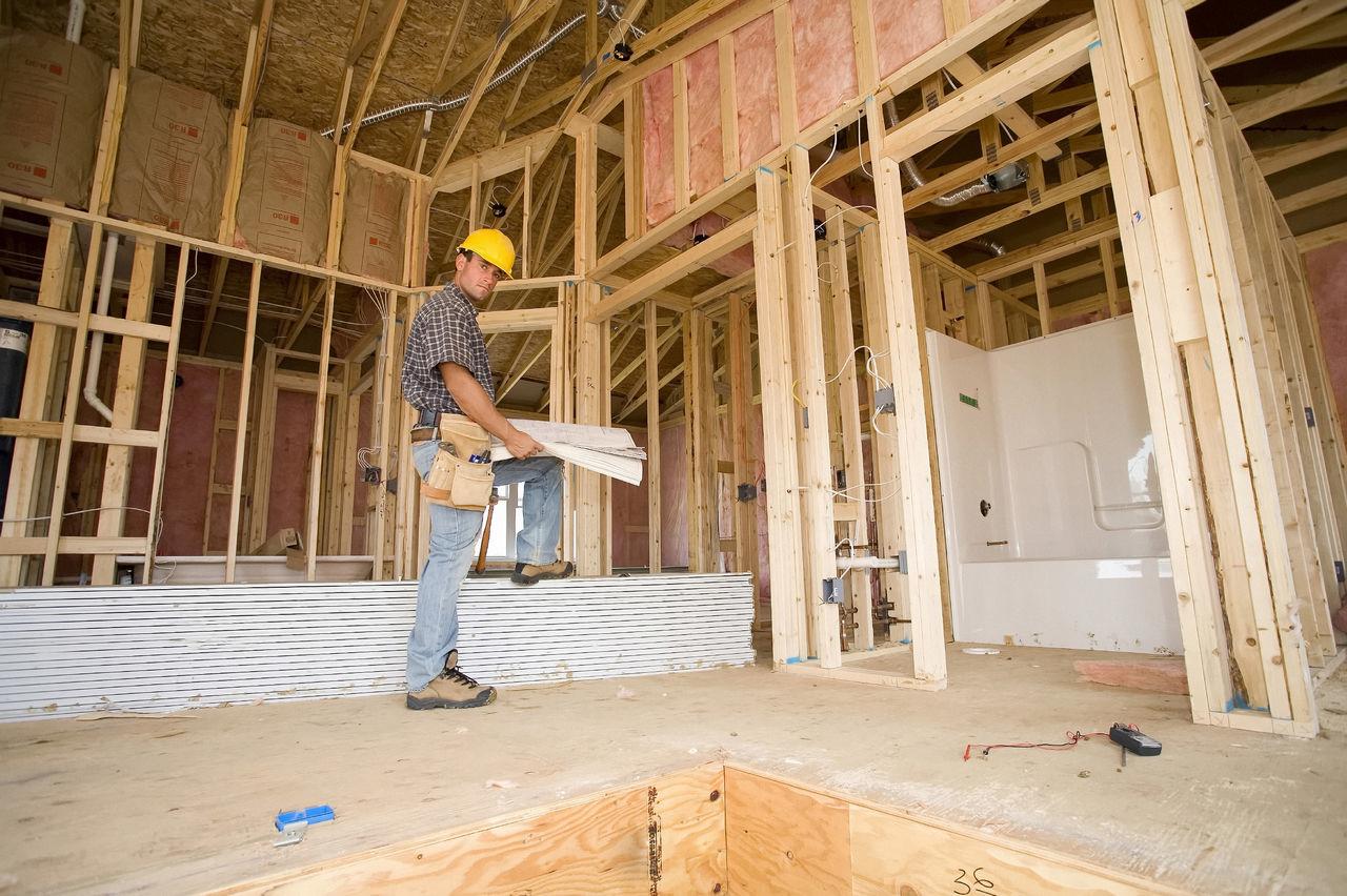 Основные преимущества строительства каркасных домов